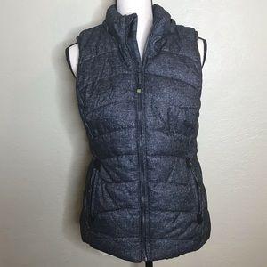 GreenTea | Sherpa Lined Puffer Vest